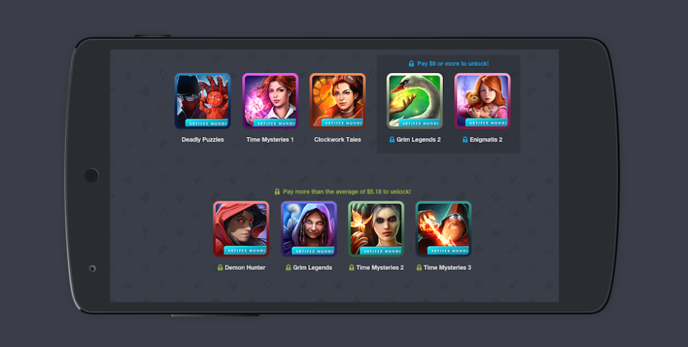 Humble Mobile Bundle Brings Suite of Artifex Mundi Games