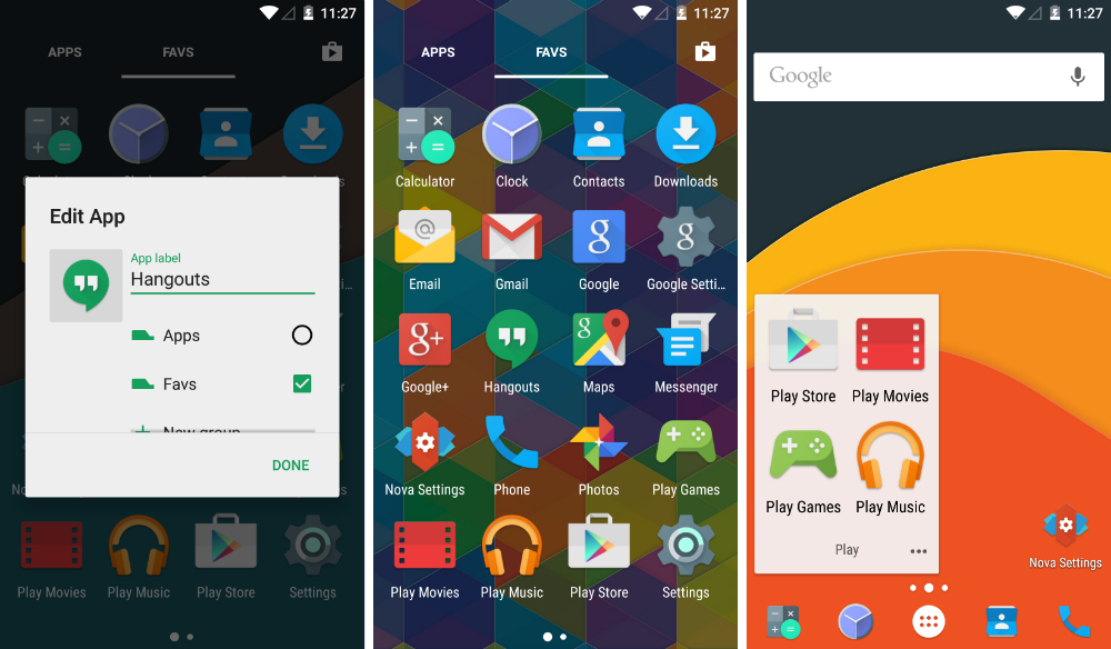 Nova Launcher Graduates From Beta, Adds Paid Version to Android ...