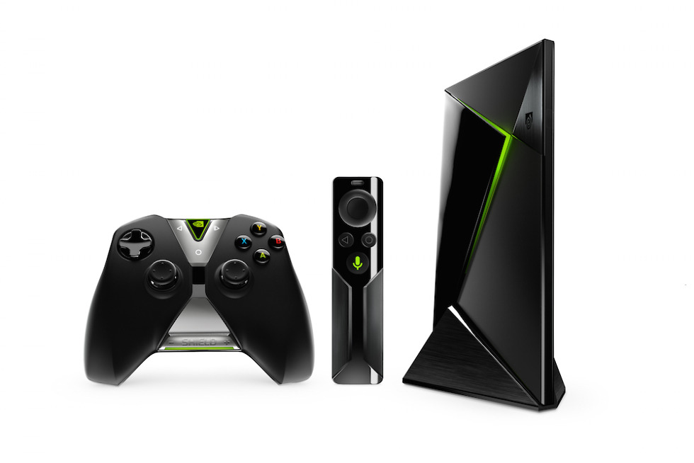 nvidia shield tv nougat update