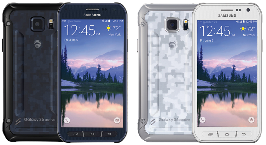 Reported Photos of AT&T Galaxy S6 Active Hit the Web ...