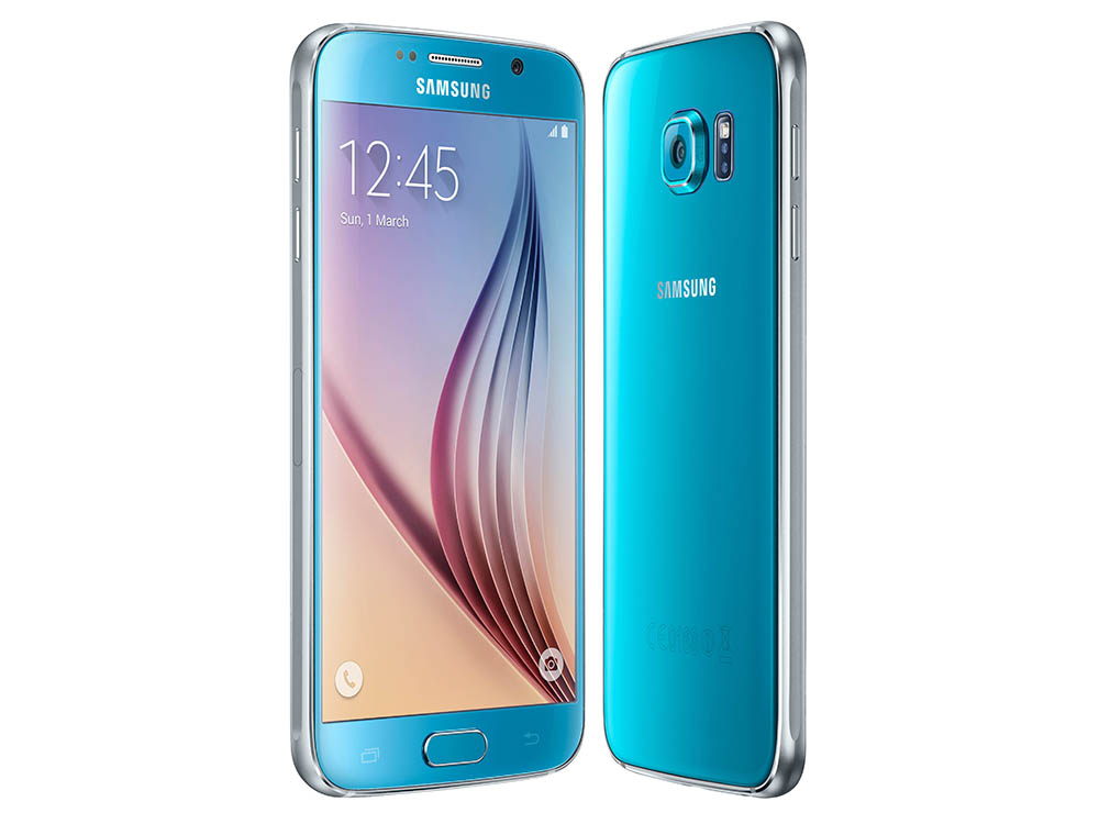 Blue Topaz Galaxy S6 And Green Emerald Galaxy S6 Edge Now