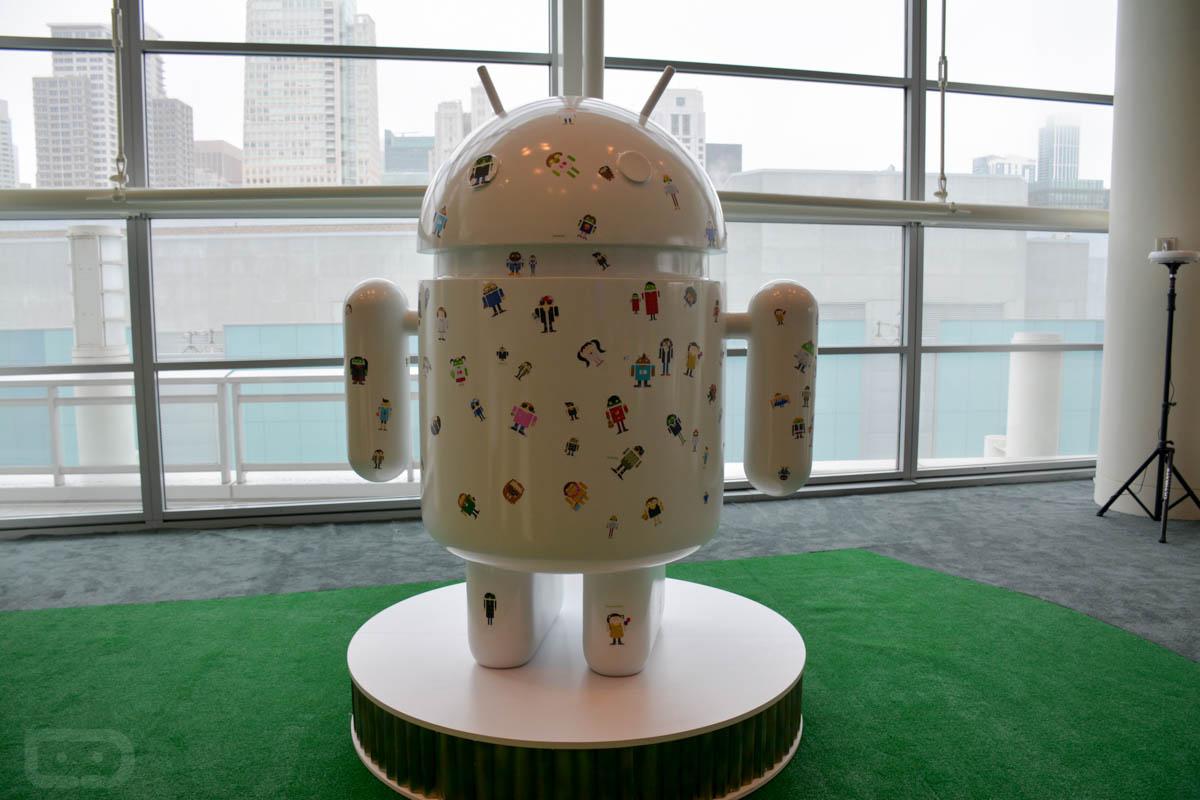 google io 2015 android bugdroid-2