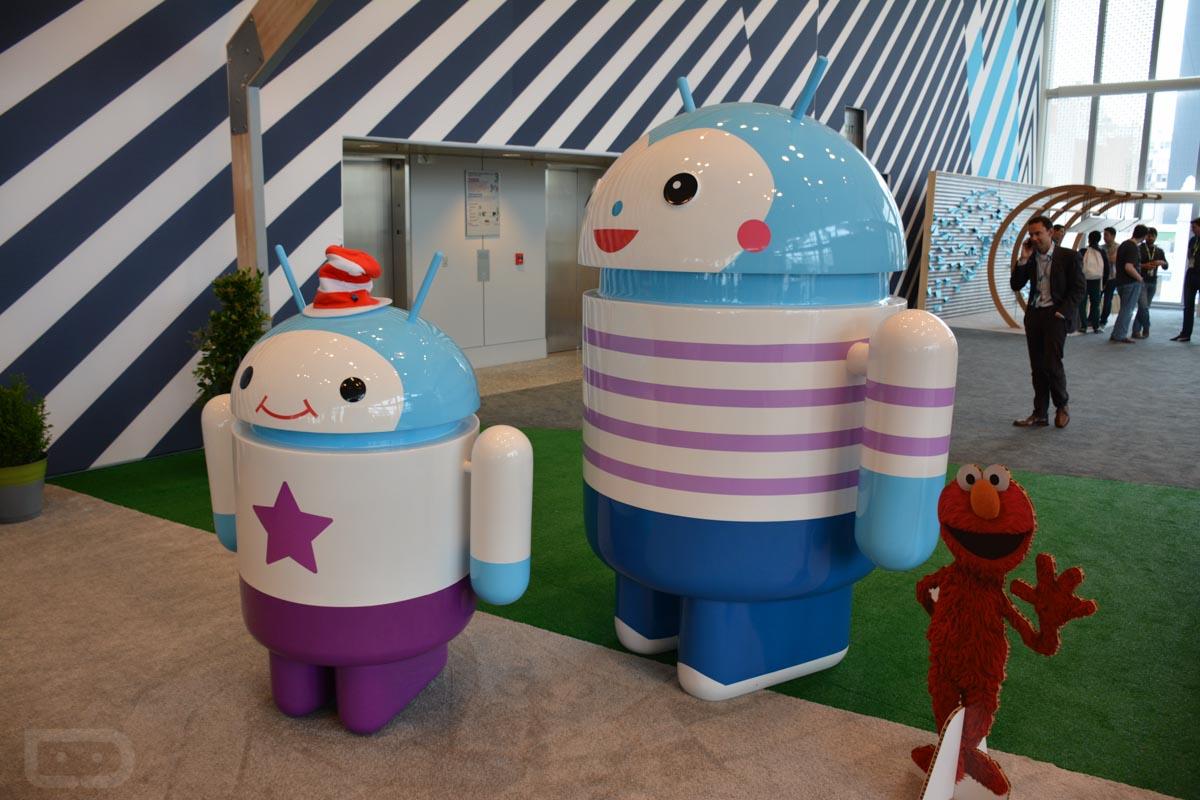 google io 2015 android bugdroid-3