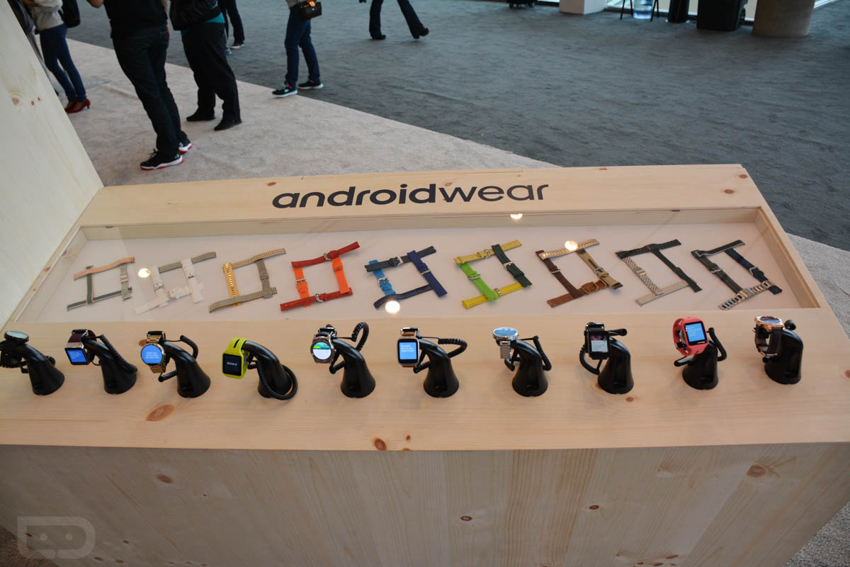 google io 2015 android wear