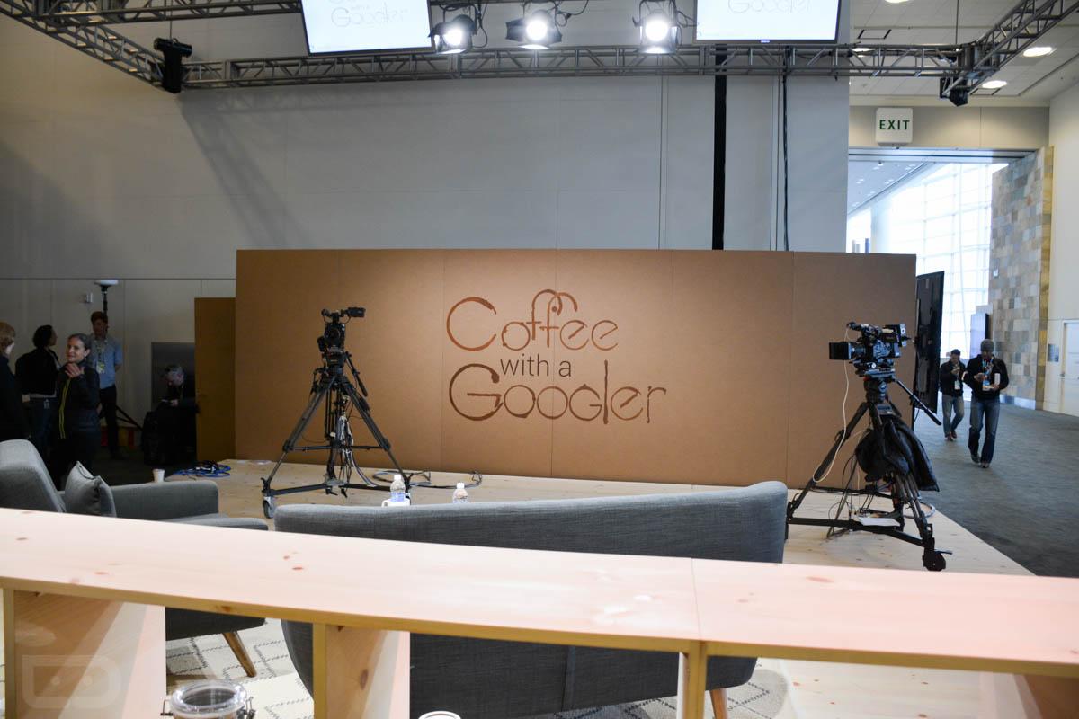 google io 2015 coffee googler