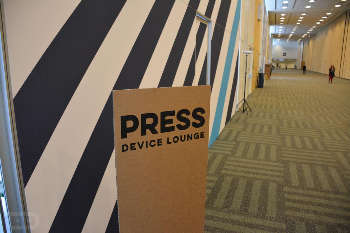 google io 2015 press