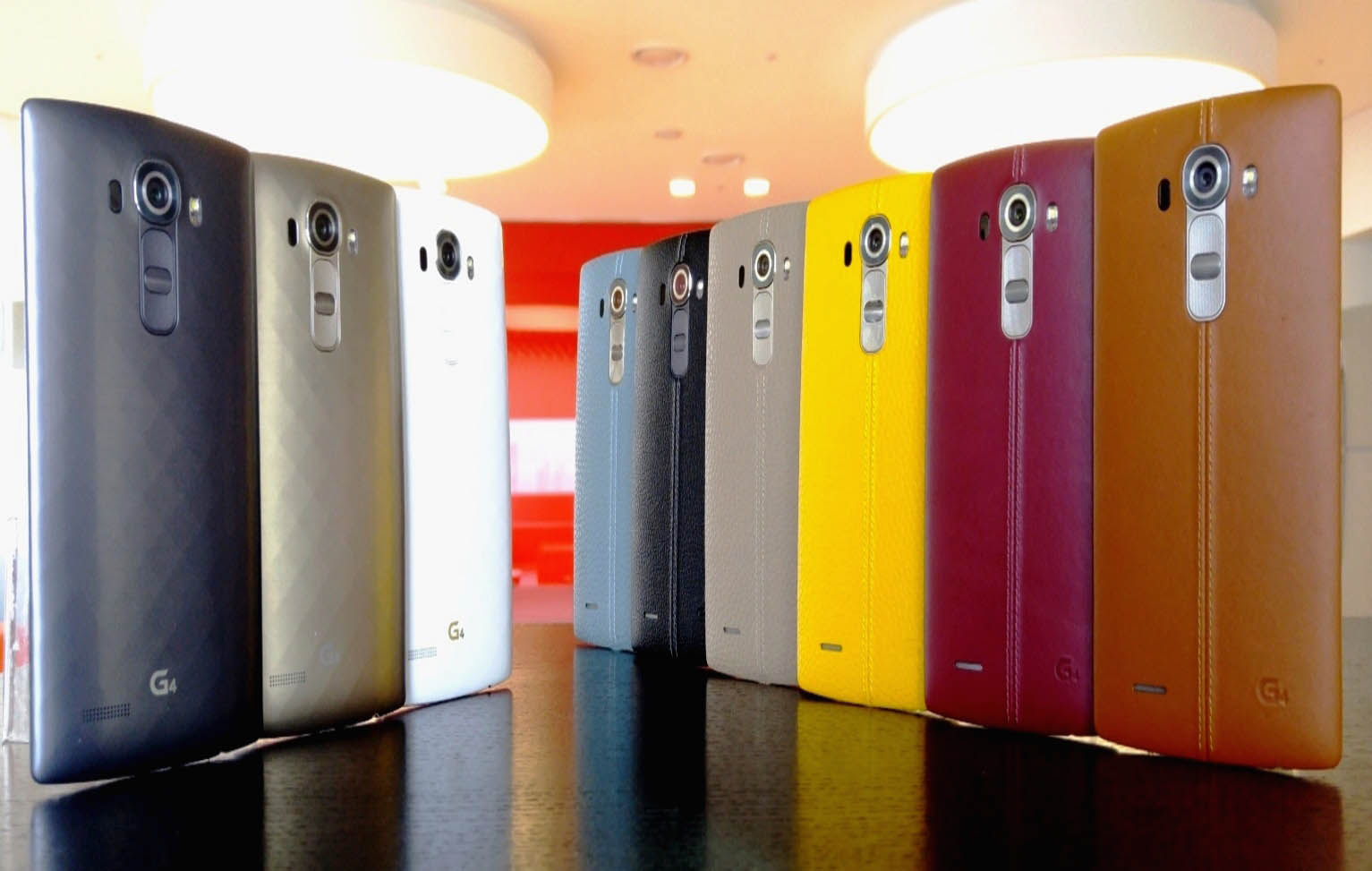 lg g4 colors leather