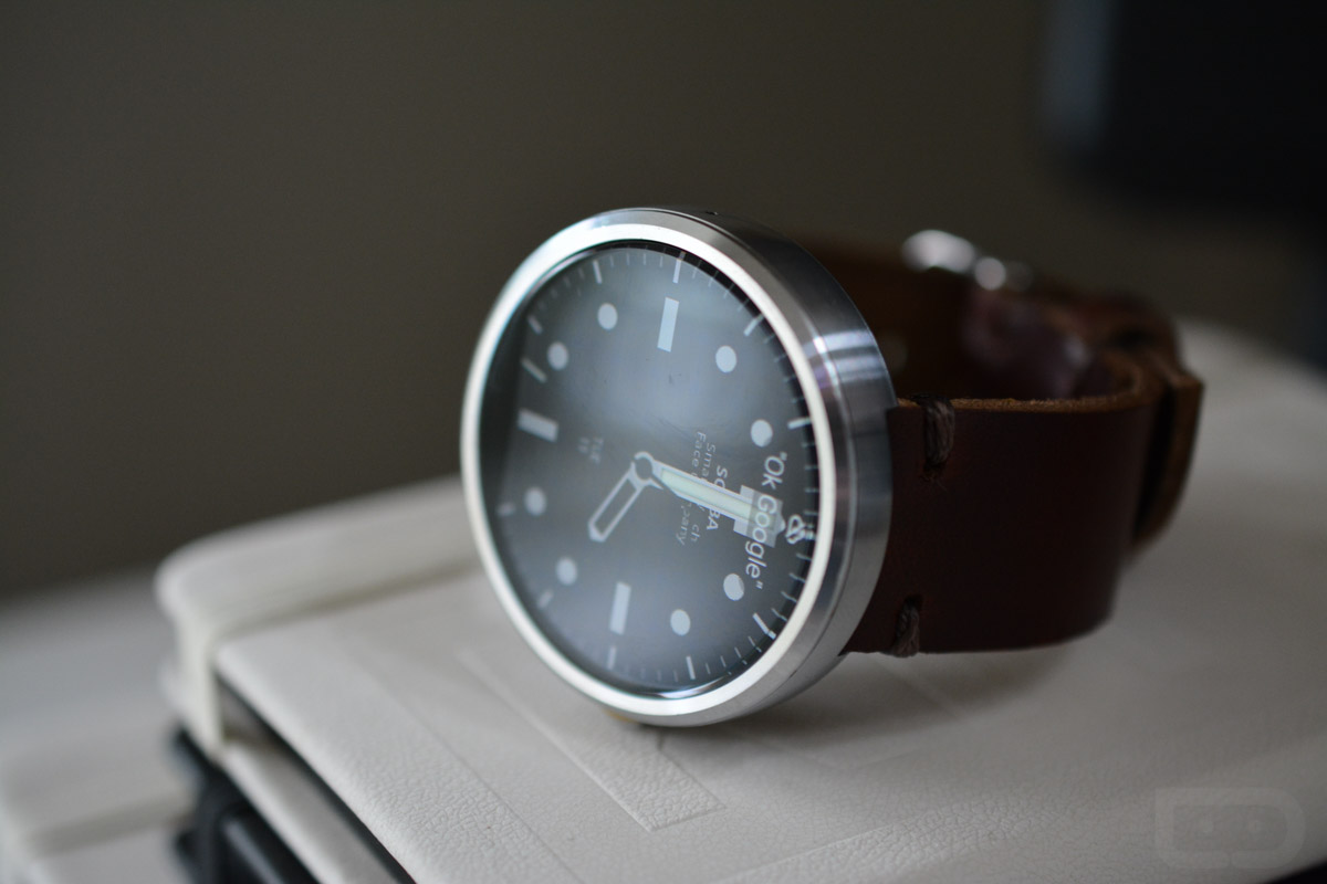 Deal: Moto 360 is Just $150 at Best Buy ($100 Off)