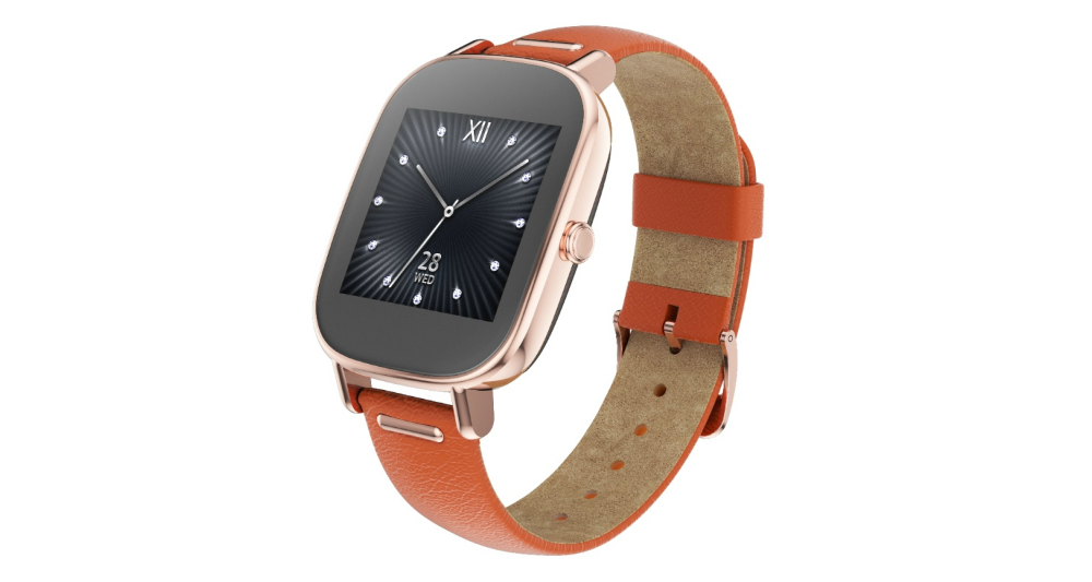 ASUS ZenWatch 2 Leather