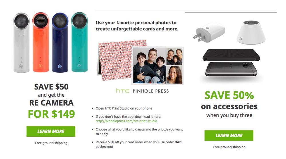 HTC Deals