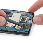 LG G4 teardown - 1