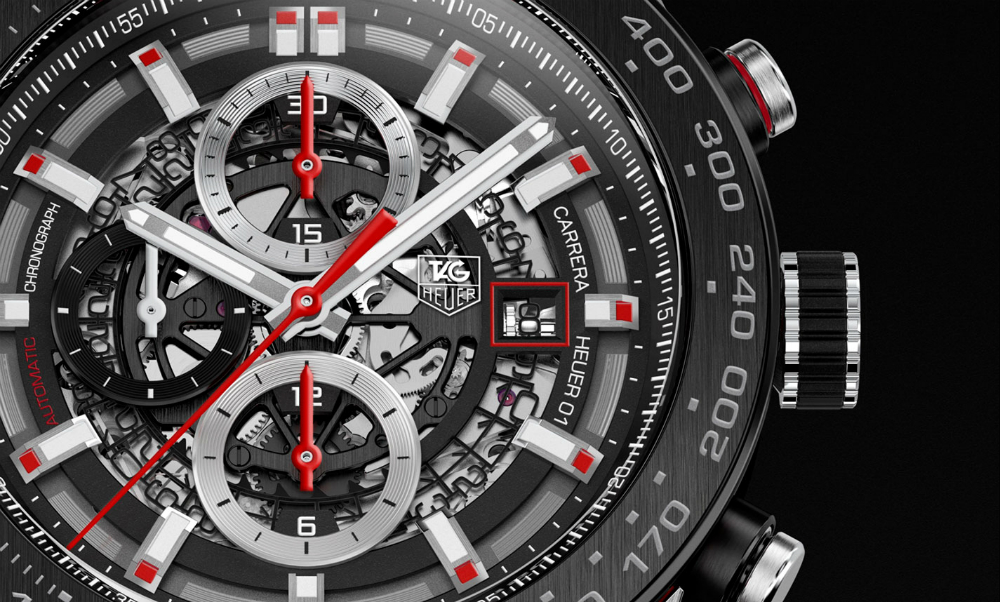 TAG Heuer Names Its Android Wear Device, Will be ...