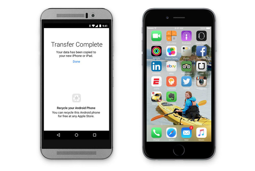 Apple May Have Another Android App in the Works to Help You