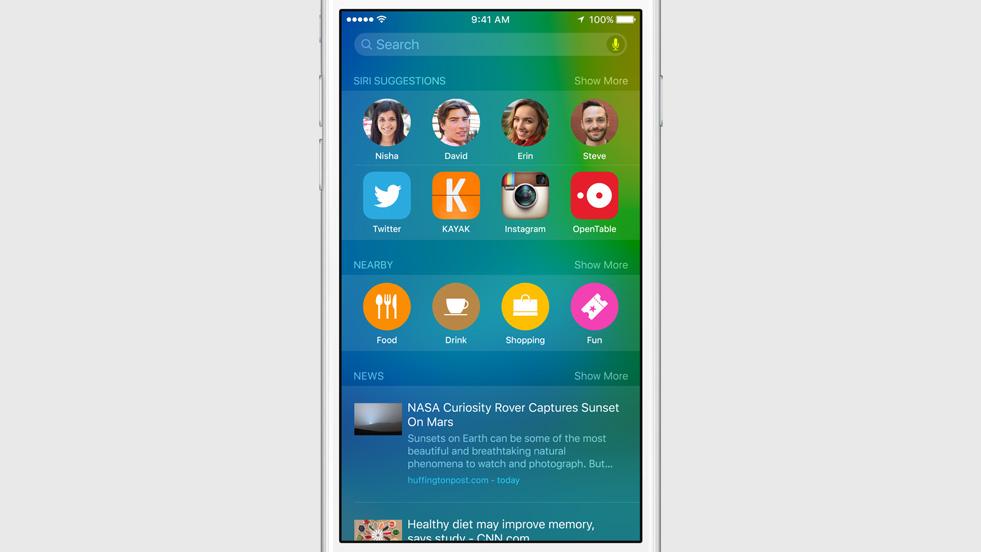 Siri 2015