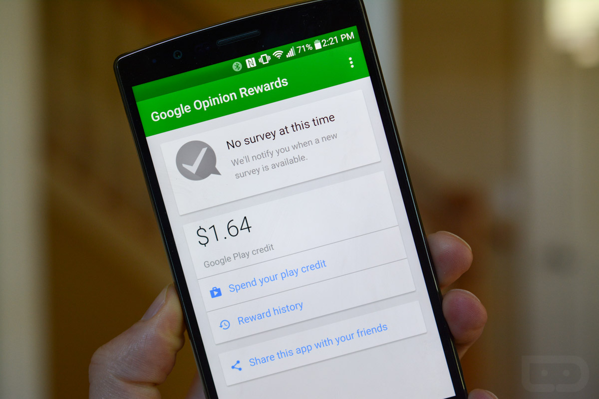 Tip: Google Opinion Rewards is Still a Great Way to Earn ...