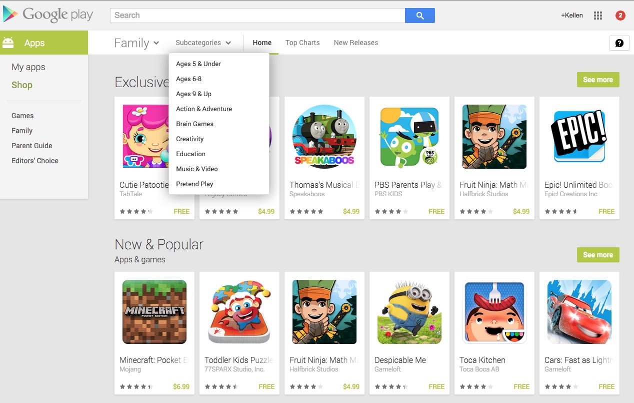 google play family1