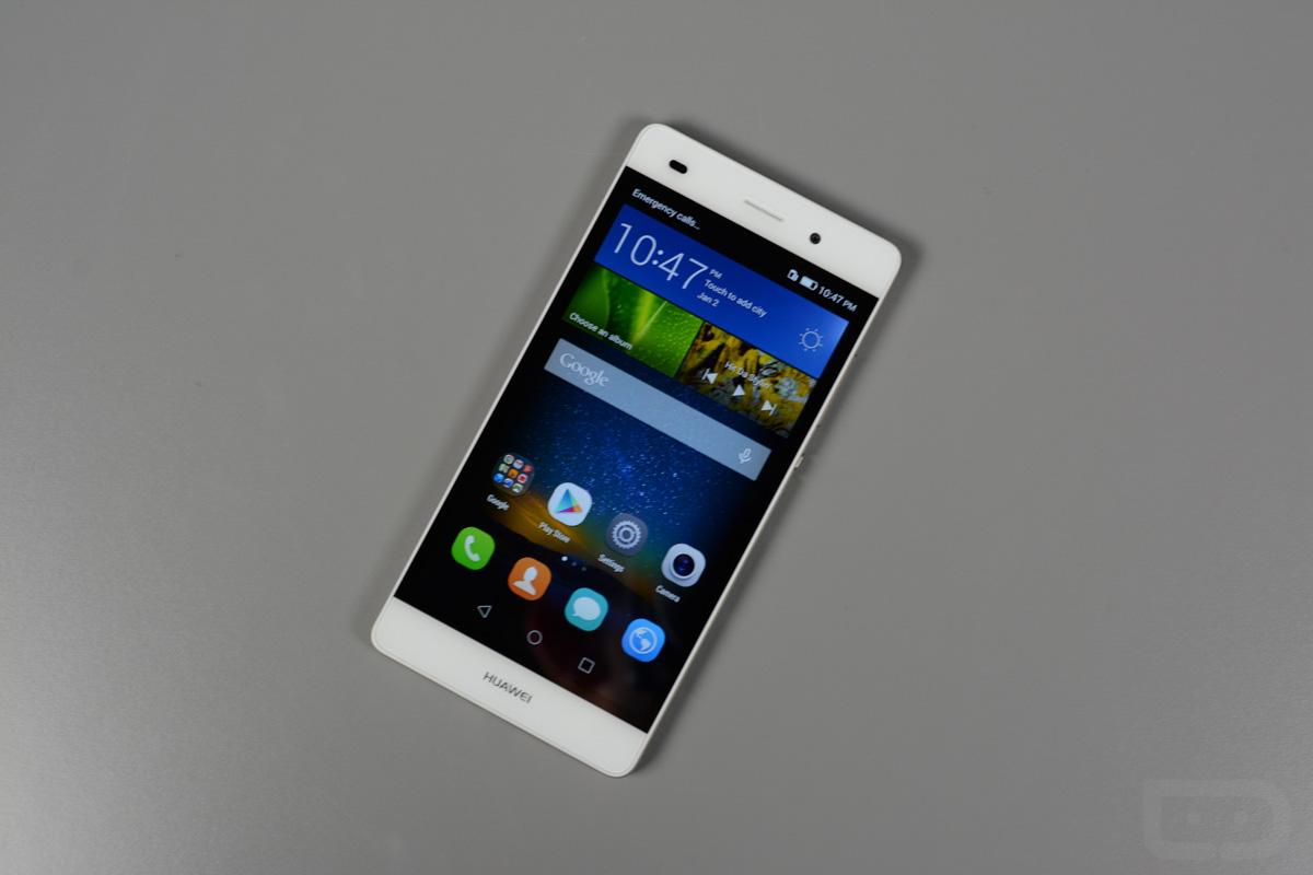 mobiel huawei p8