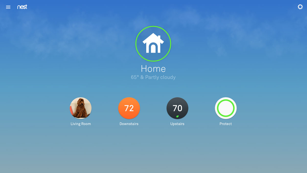 nest app android