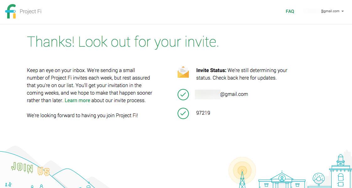 project fi status