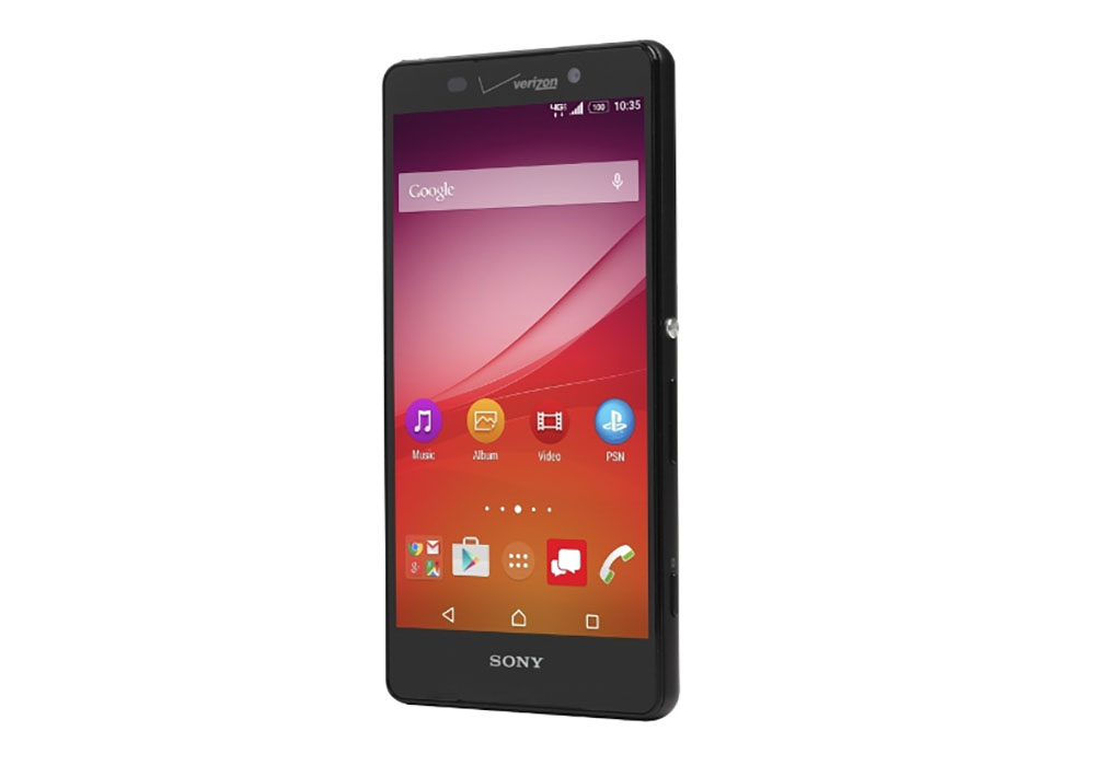 sony xperia z4v verizon