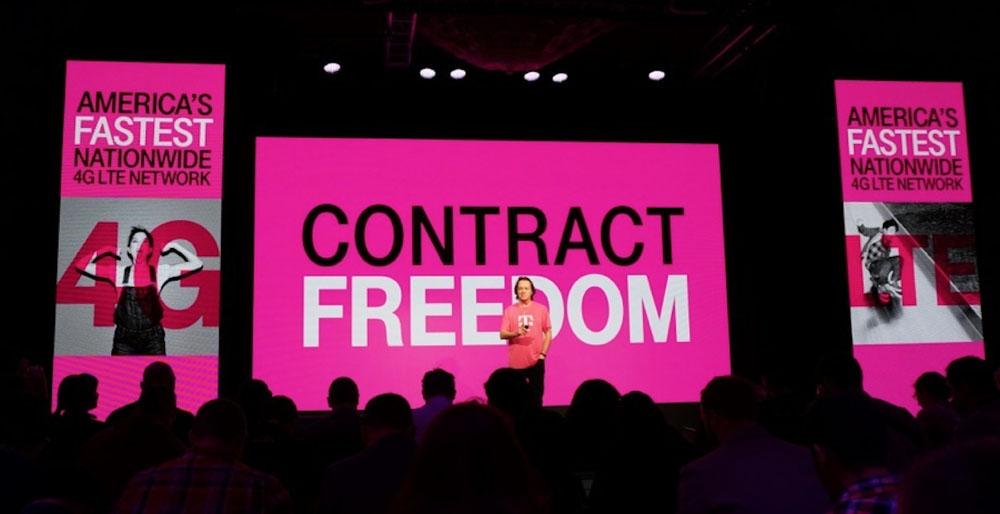 tmobile contract freedom