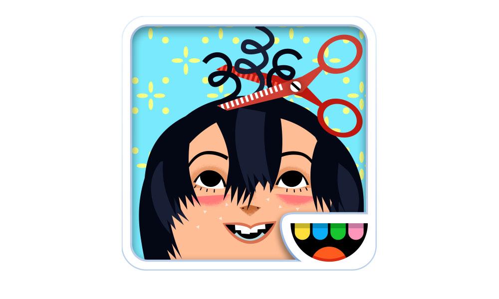 toca hair salon free