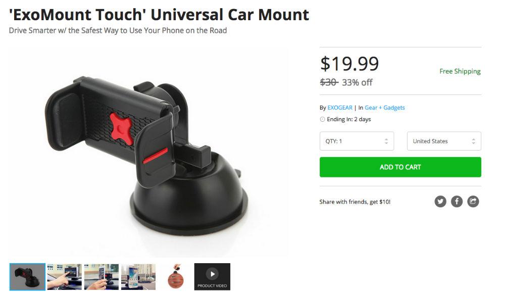 _ExoMount_Touch__Universal_Car_Mount___DroidLife_Deals
