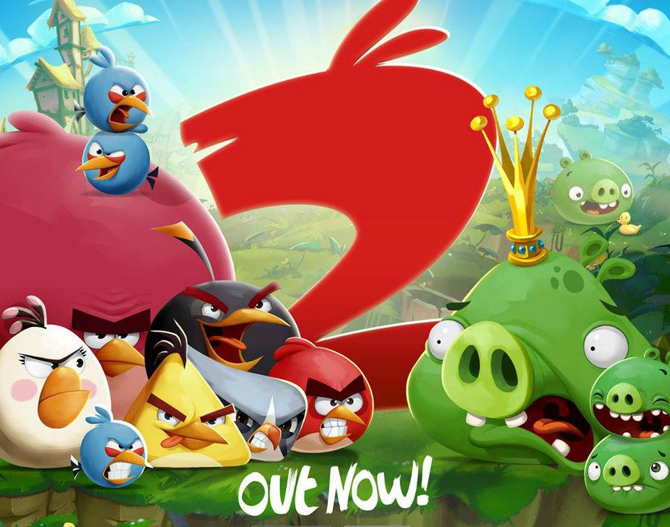game angry birds rio 2