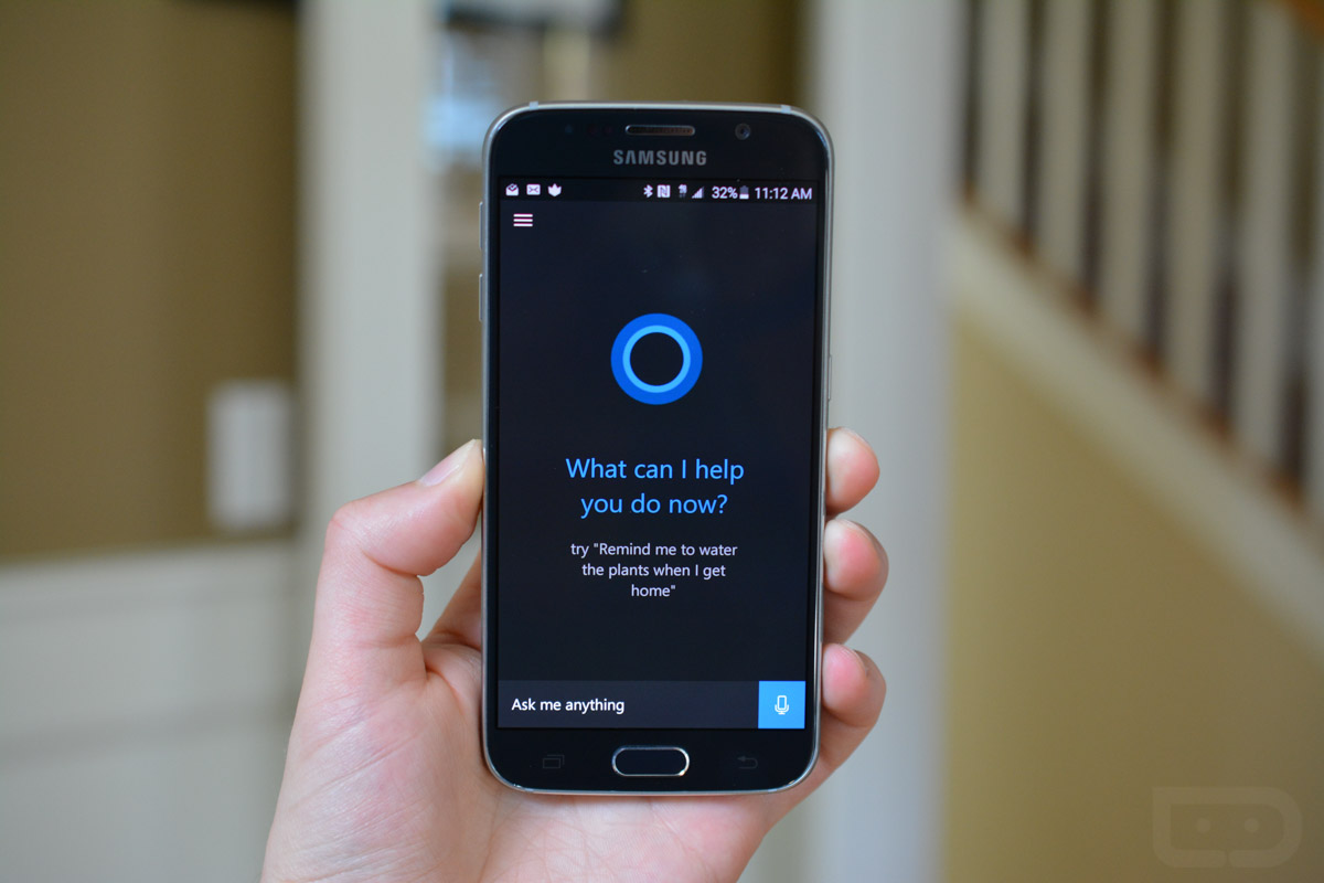 Cortana Can Technically Replace Google Now on an Android ...