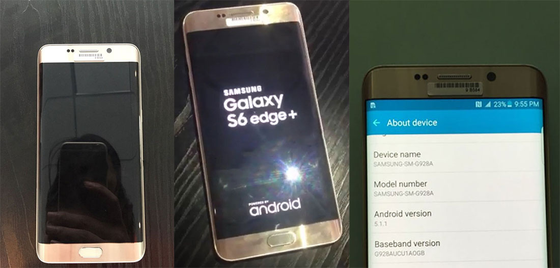 galaxy s6 edge plus