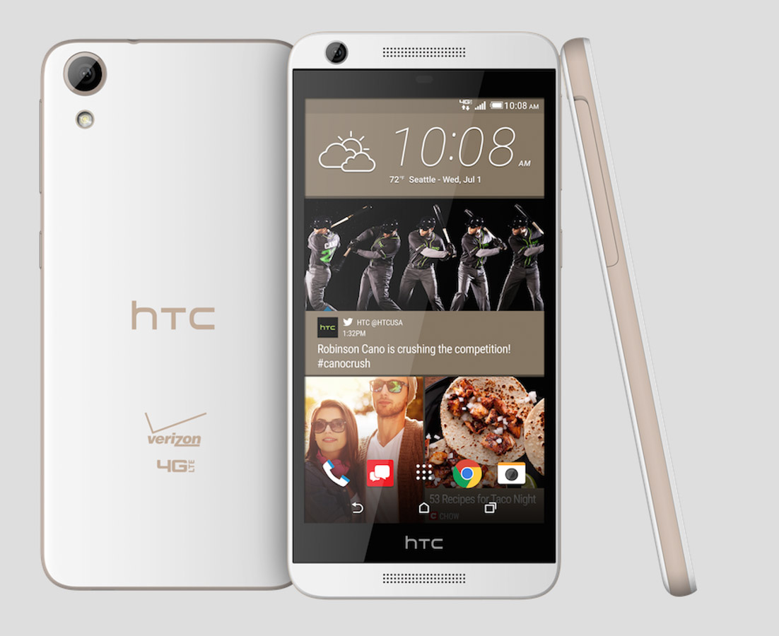 "HTC Announces Line of ""Affordable"" Desire Phones for US"