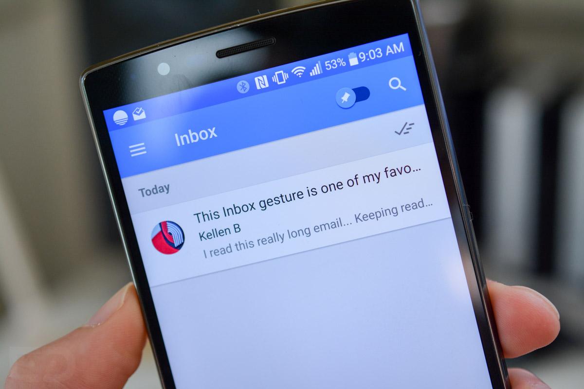 inbox gesture-2