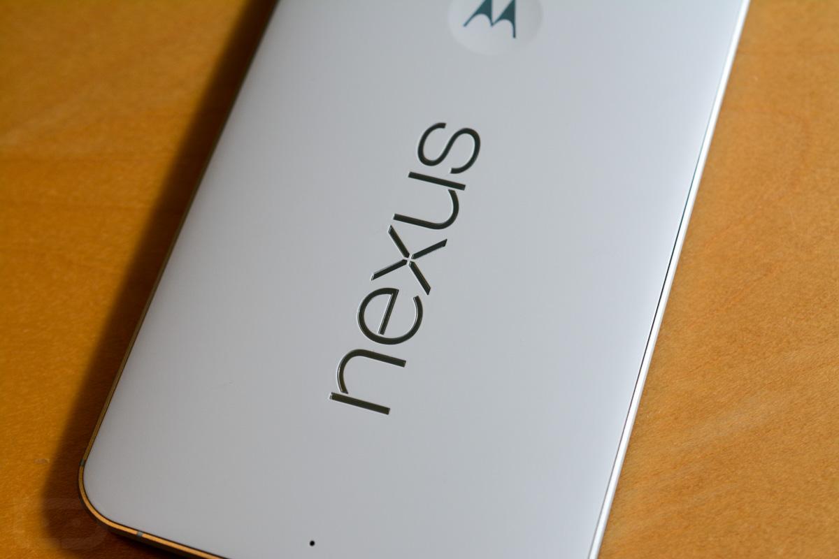 nexus 6 LMY48M
