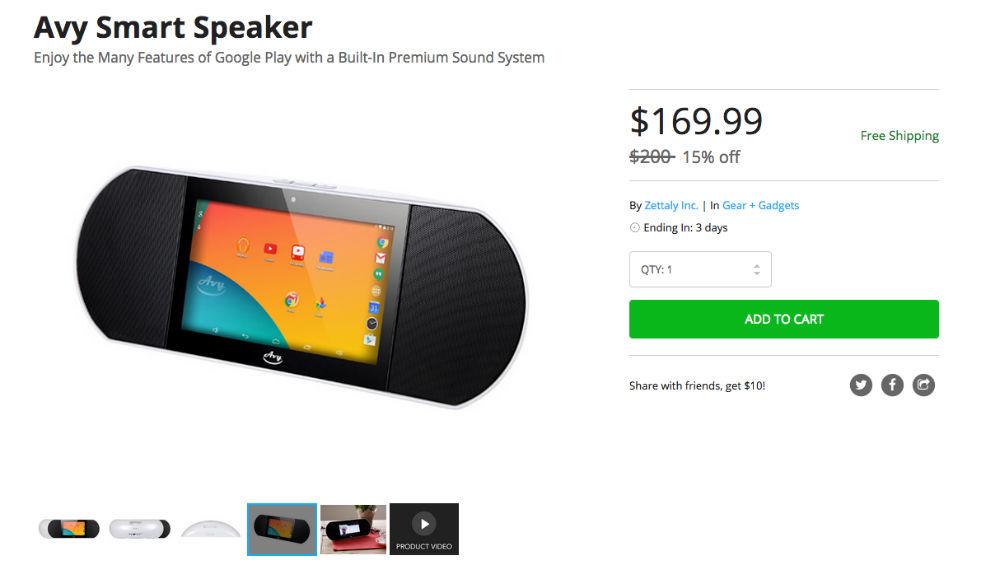 Avy_Smart_Speaker___DroidLife_Deals