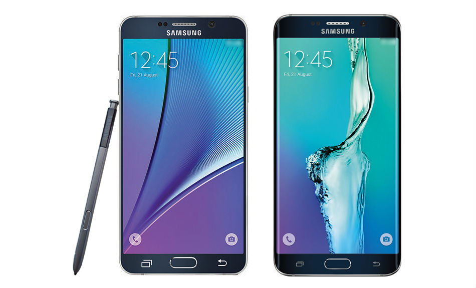 Galaxy Note 5 Leaked Render