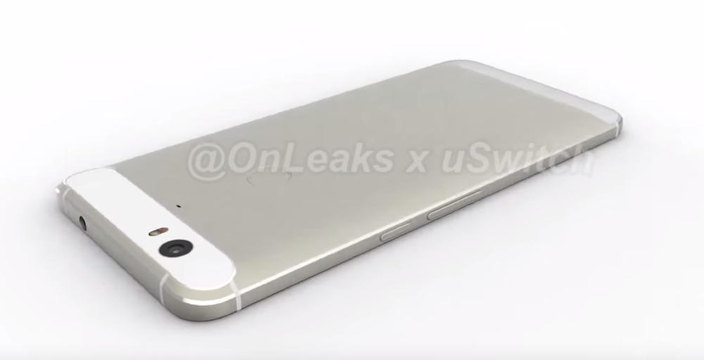 Huawei Nexus Render 5