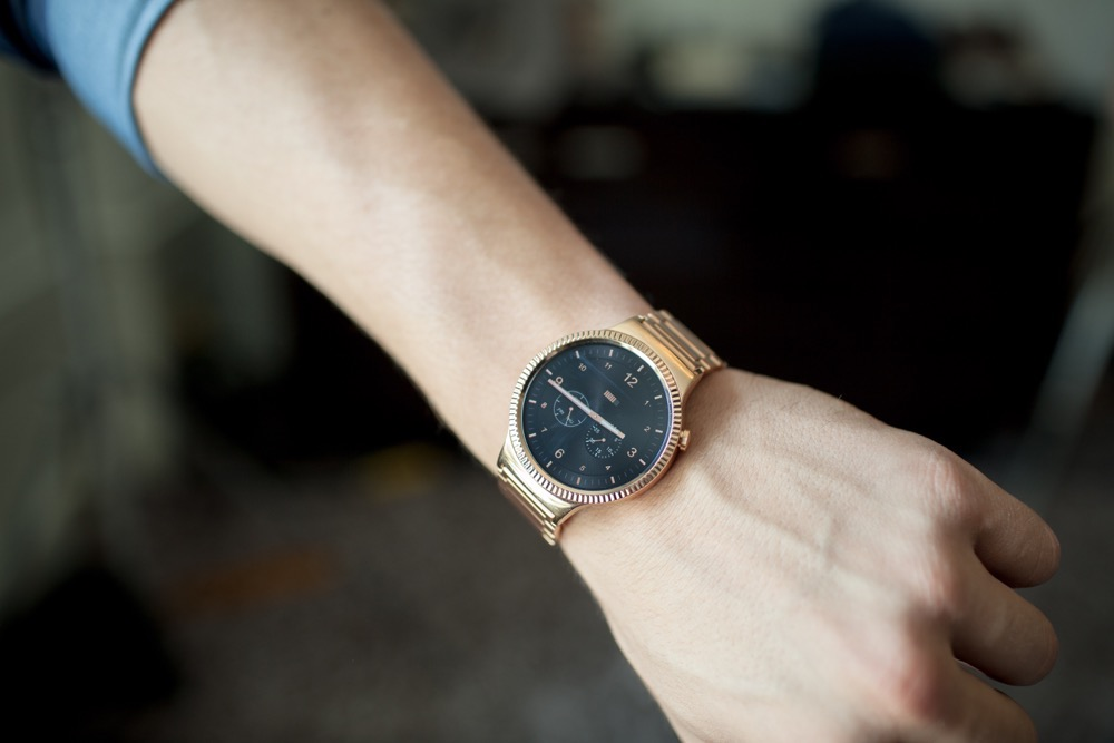 huawei watch handson gallery � droid life