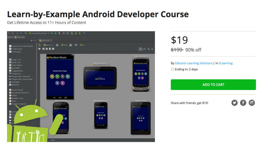 Droid Life Store Deal