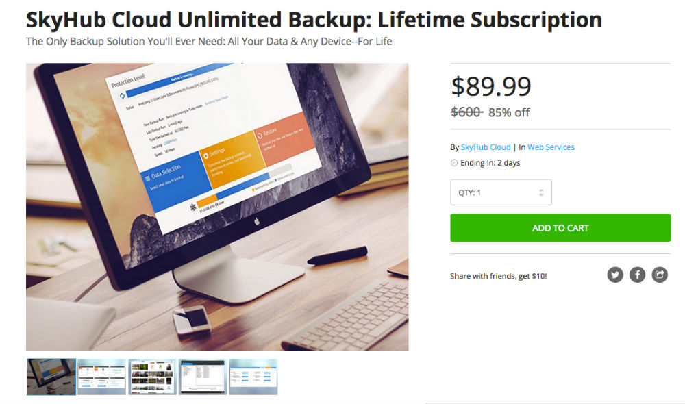 SkyHub_Cloud_Unlimited_Backup__Lifetime_Subscription___DroidLife_Deals
