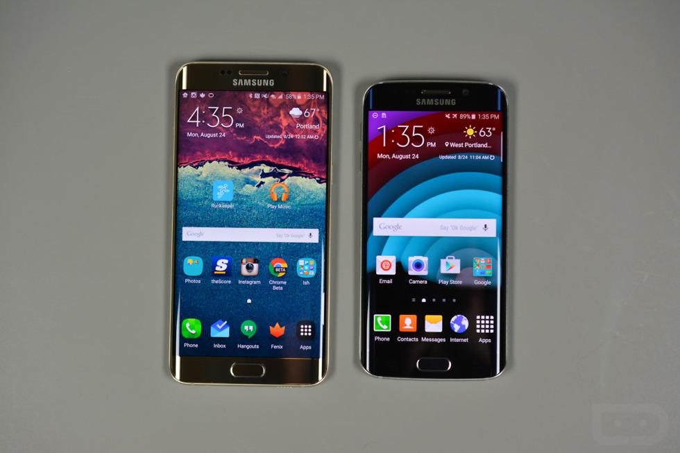 Verizon Updating Galaxy S8, S8+, S6, S6 Edge, S6 Edge+, and Note 5