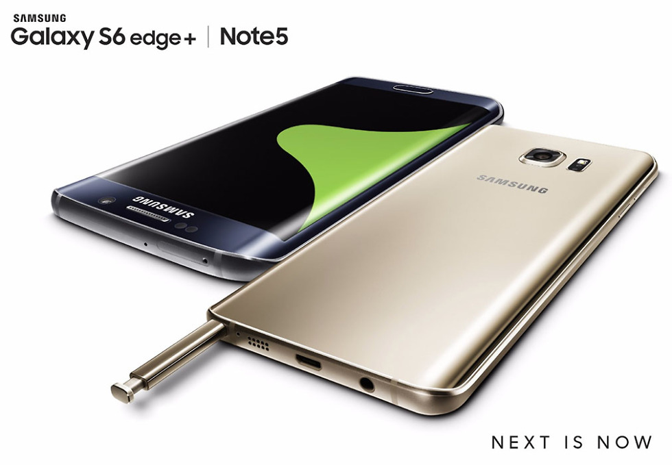 galaxy note 5 edge 6 plus