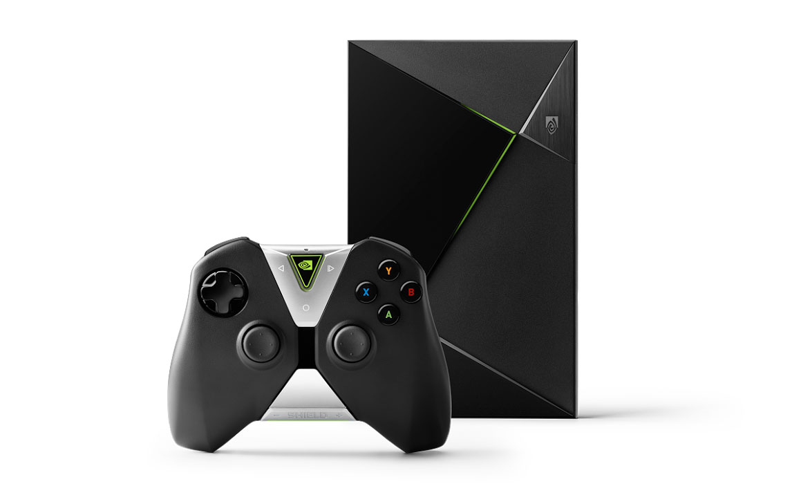 nvidia shield google store