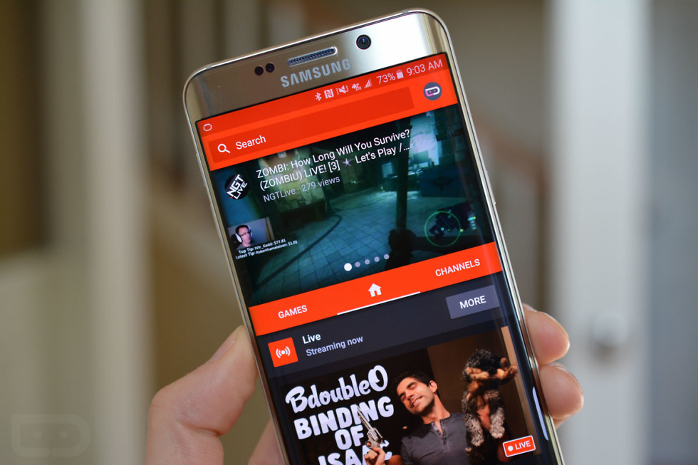 YouTube Shutting Down YouTube Gaming App Next March – Droid Life