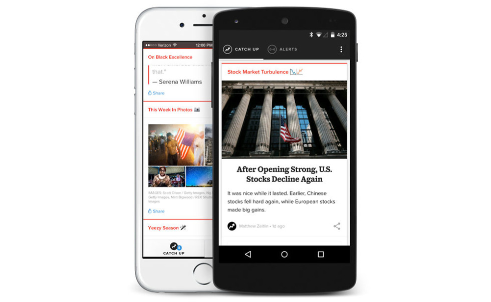 BuzzFeed News App Hits Google Play, Filled With Material