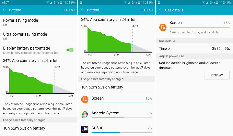 Galaxy Note 5 Battery 1