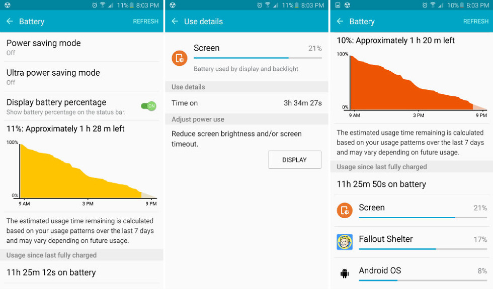 Galaxy Note 5 Battery 4