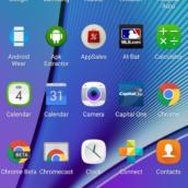 Galaxy Note 5 TouchWiz UI2