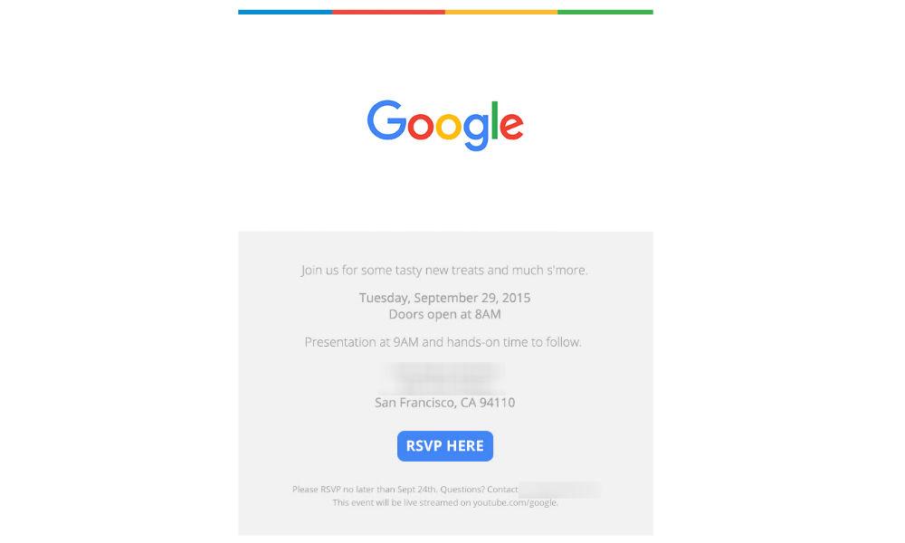 Google Invite 2