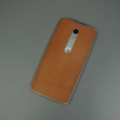 Moto X Pure Edition Leather 8
