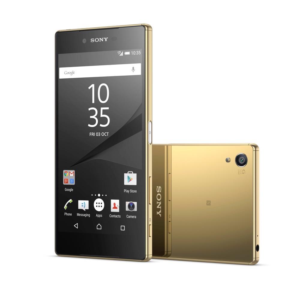 Sony Announces Xperia Z5  Z5 Compact  And Z5 Premium